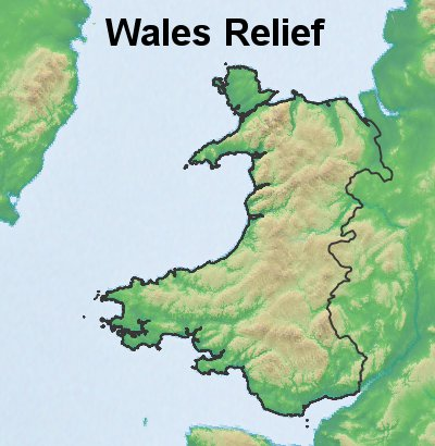 Wales Relief